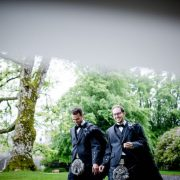 Romain & Yohann's English Elopement The Ceremony Company