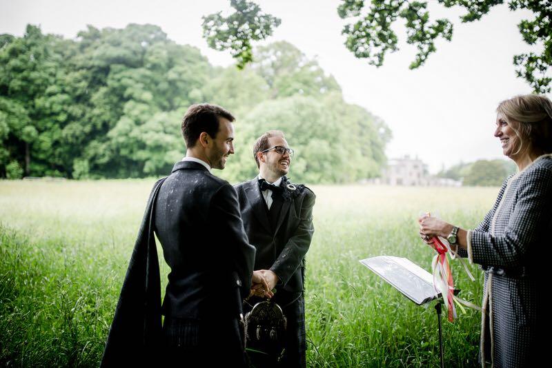 Romain & Yohann's English Elopement The Ceremony Company 7
