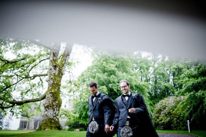 Romain & Yohann's English Elopement The Ceremony Company