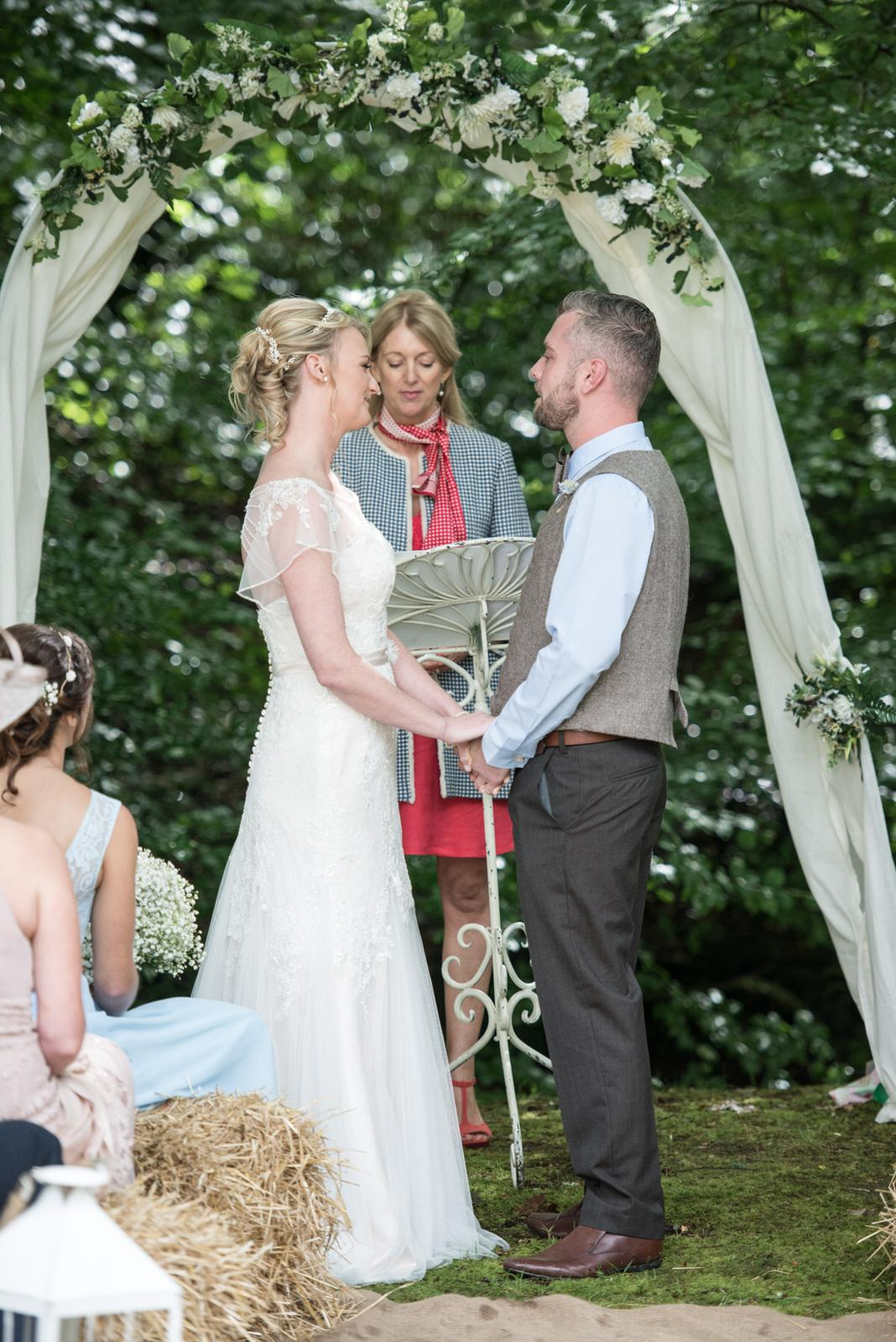 Outdoor Wedding UK the ceremony company 8
